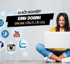 Kinh doanh online – Làm thế nào để kinh doanh từ con số 0